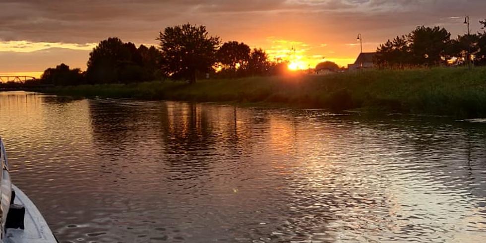 18 Settembre: Minicrociera Stra/Bassanello/Stra e Apericena al tramonto
