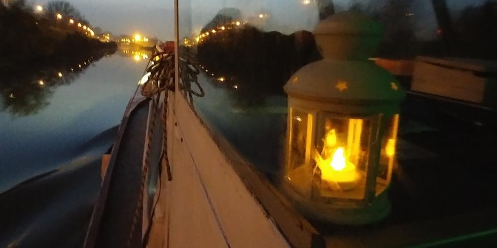 1 Novembre: Riviera del Brenta a lume di candela