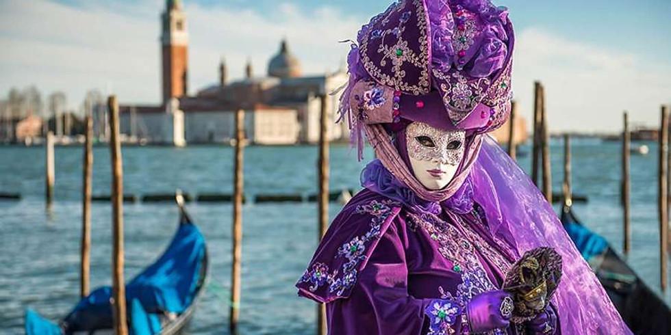 Carnevale di Venezia in barca   8 / 25 Febbraio 2020