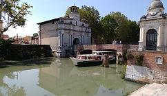 gita in barca Padova e i suoi canali
