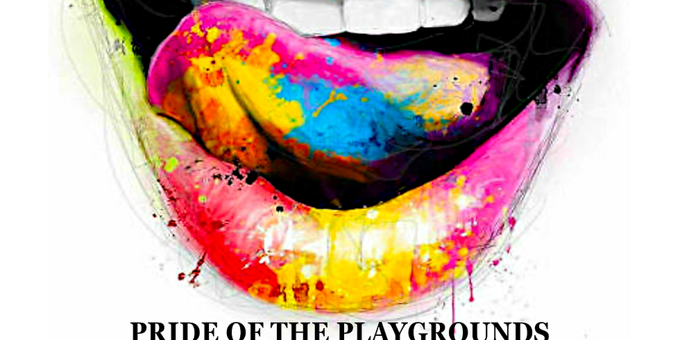 PRIDE OF THE PLAYGROUNDS party