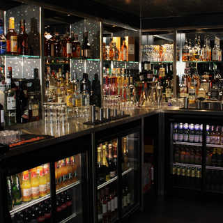 The bar at Junction 9