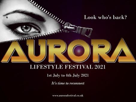 Dates and tickets for Aurora Festival 2021