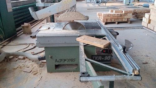 ALTENDORF TKR-90 Круглопильный станок