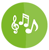 Muscal notes icon