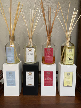 Antica Farmacista Home Ambiance reed diffusers 250ml. and 100ml.
