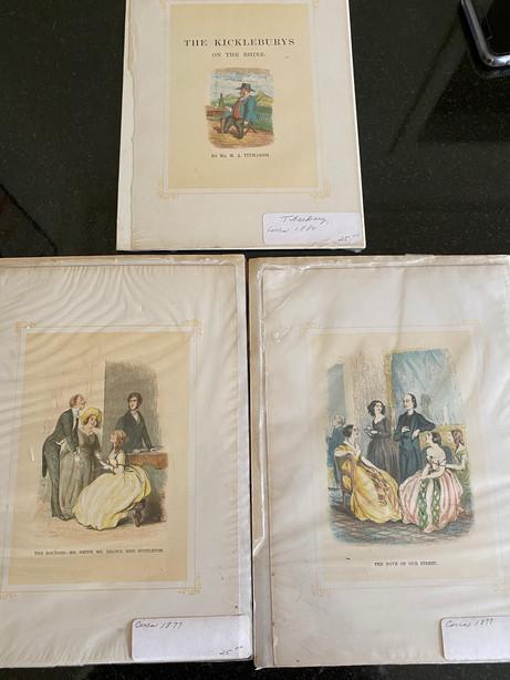AEP595 Thackery Prints