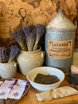 Loose & Bunch Dried Lavender