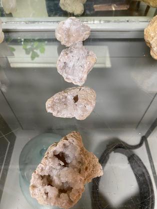 Large Quartz Geodes & Crystals