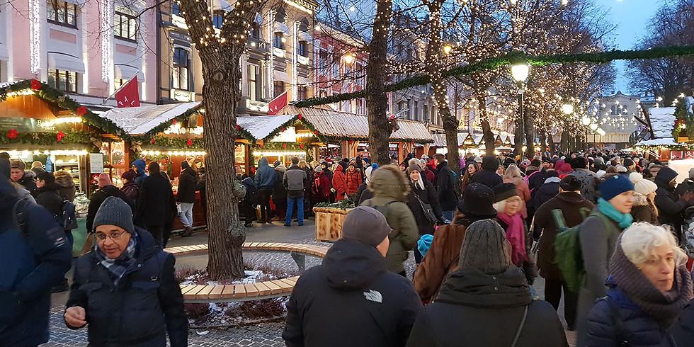 Julemarked på Spiren