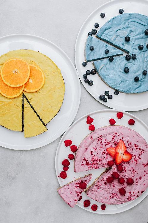 Rå kaker (bestilling)