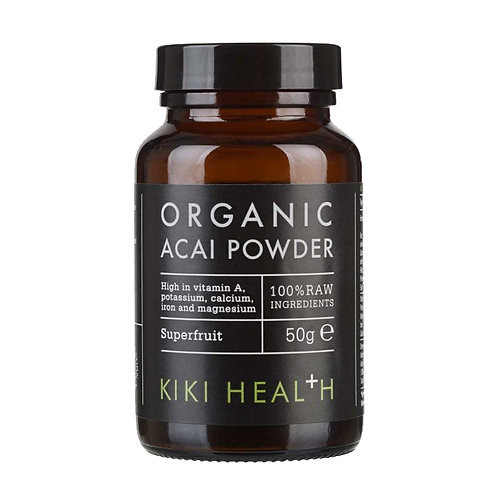 Kiki Health Organic Acai Powder 50gm