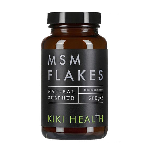 Kiki Health MSM Flakes Powder 200gm