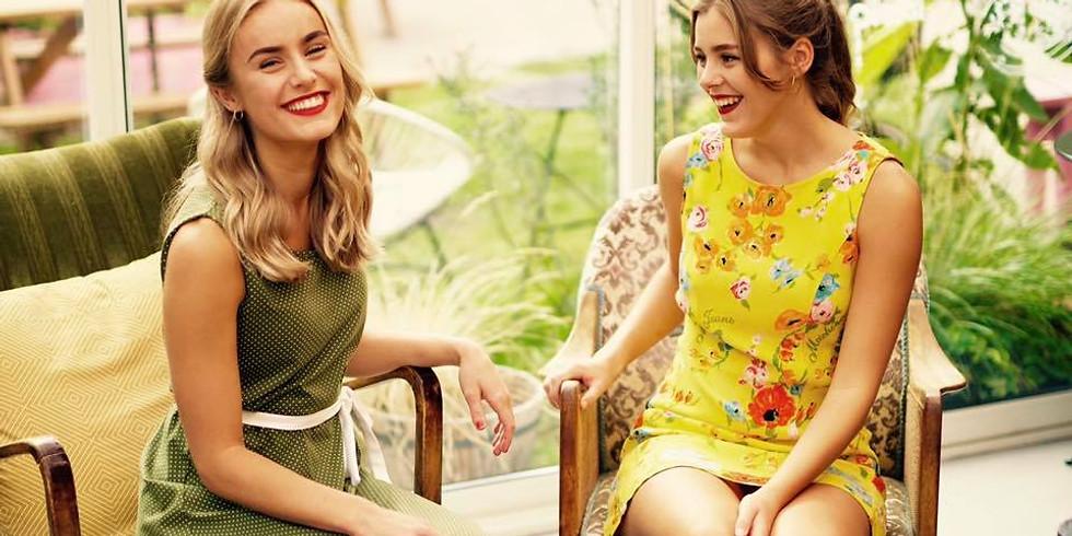 Høstjazz på Spiren: Elisabeth og Johanna