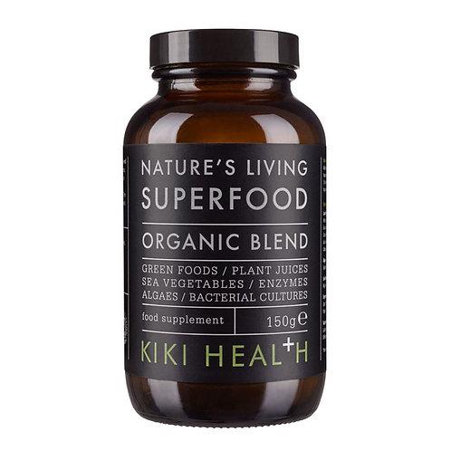 Kiki Health Organic Nature's Living Superfood Powder 150gm