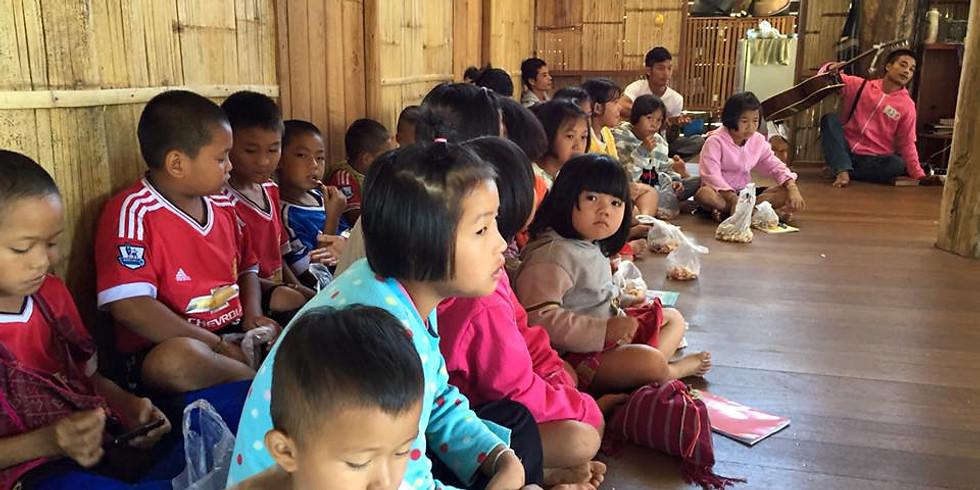 Myanmar-Burma Mission Trip
