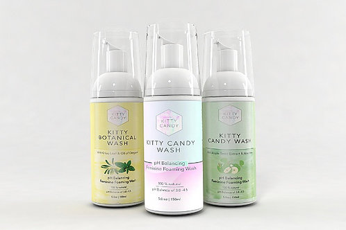 Trio Wash Set