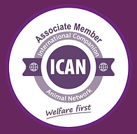 International Companion Animal Network (ICAN) Associate Member logo