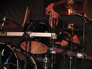 Matt Starr (Drummer: Ace Frehley, Mr Big, Burning Rain)