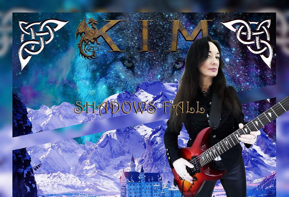 Shadows Fall Kim Guitar