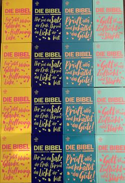 Bibeln (EÜ) :)