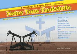 Totus Tuus Tankstelle 2016
