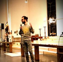 Bashir Haskour (Testimony)