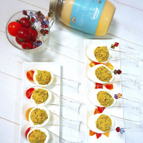 Ghee  |  Deviled Eggs