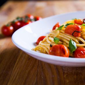 Ghee  |  Cherry Tomato Pasta