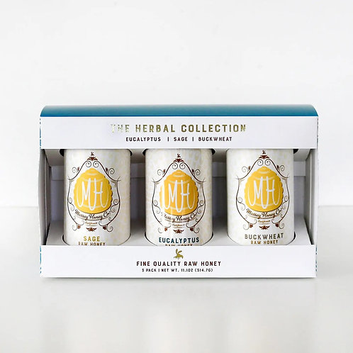 Herbal Collection - Massey Honey Co