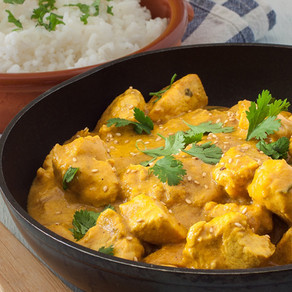 Ghee  |  Indian Curry