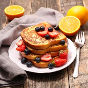 ギー|オレンジヨーグルトフレンチトースト