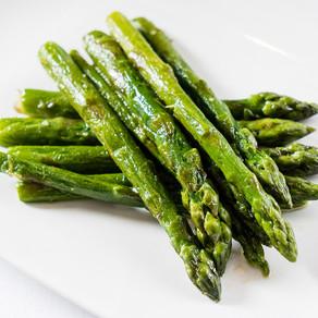 Ghee  |  Stir-Fired Asparagus