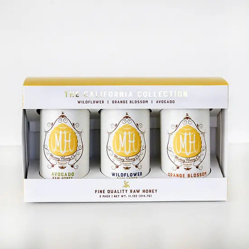 California Collection - Massey Honey Co