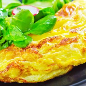 Ghee  |  Omelet