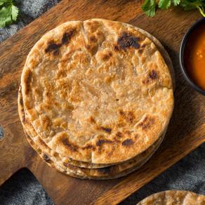 ギー|簡単本格インドパン・チャパティ