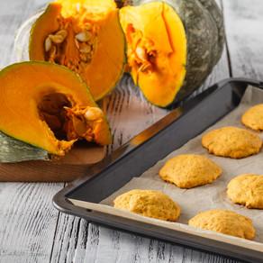 ギー かぼちゃのソフトクッキー