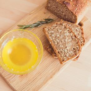 Ghee  |  Balsamic Bread Dip