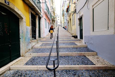 Steps to Barrio