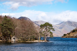Boathouse on Wastwater