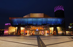 Lowry Theatre and Plaza