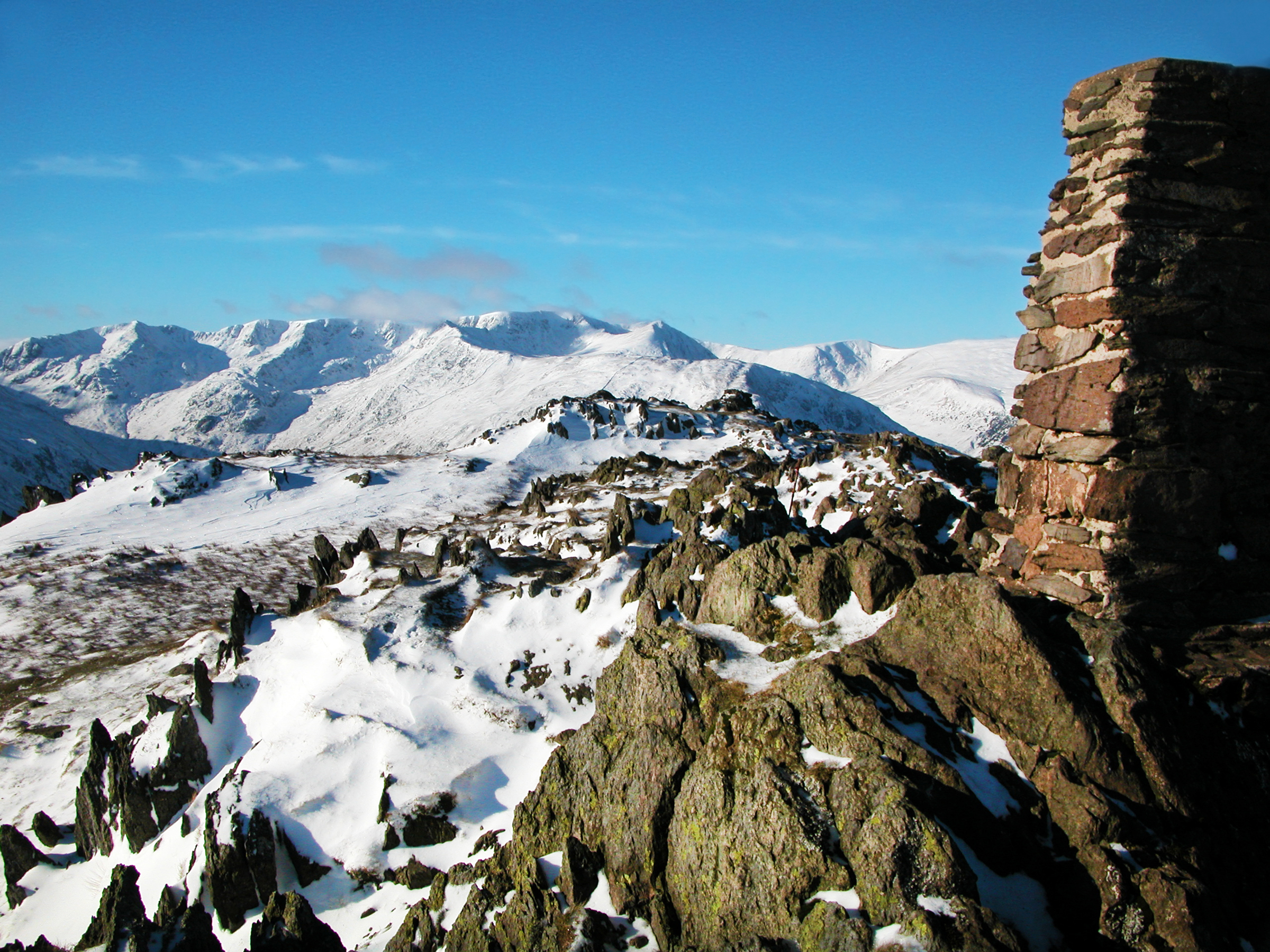 Helvelyn from Place Fell