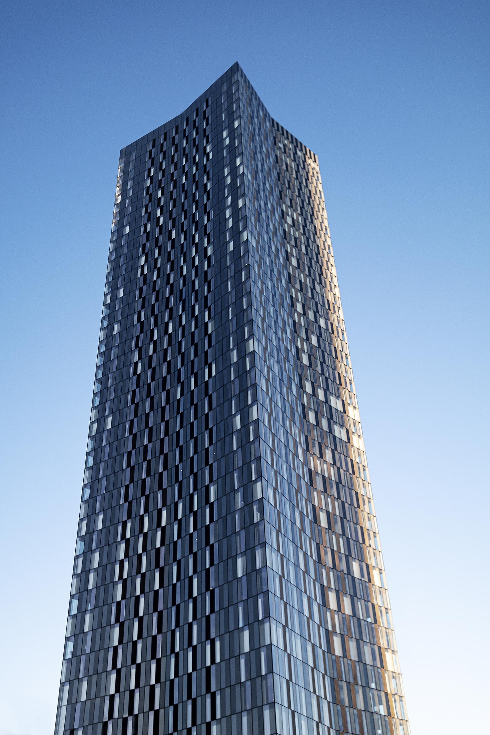 Manchester's Tallest