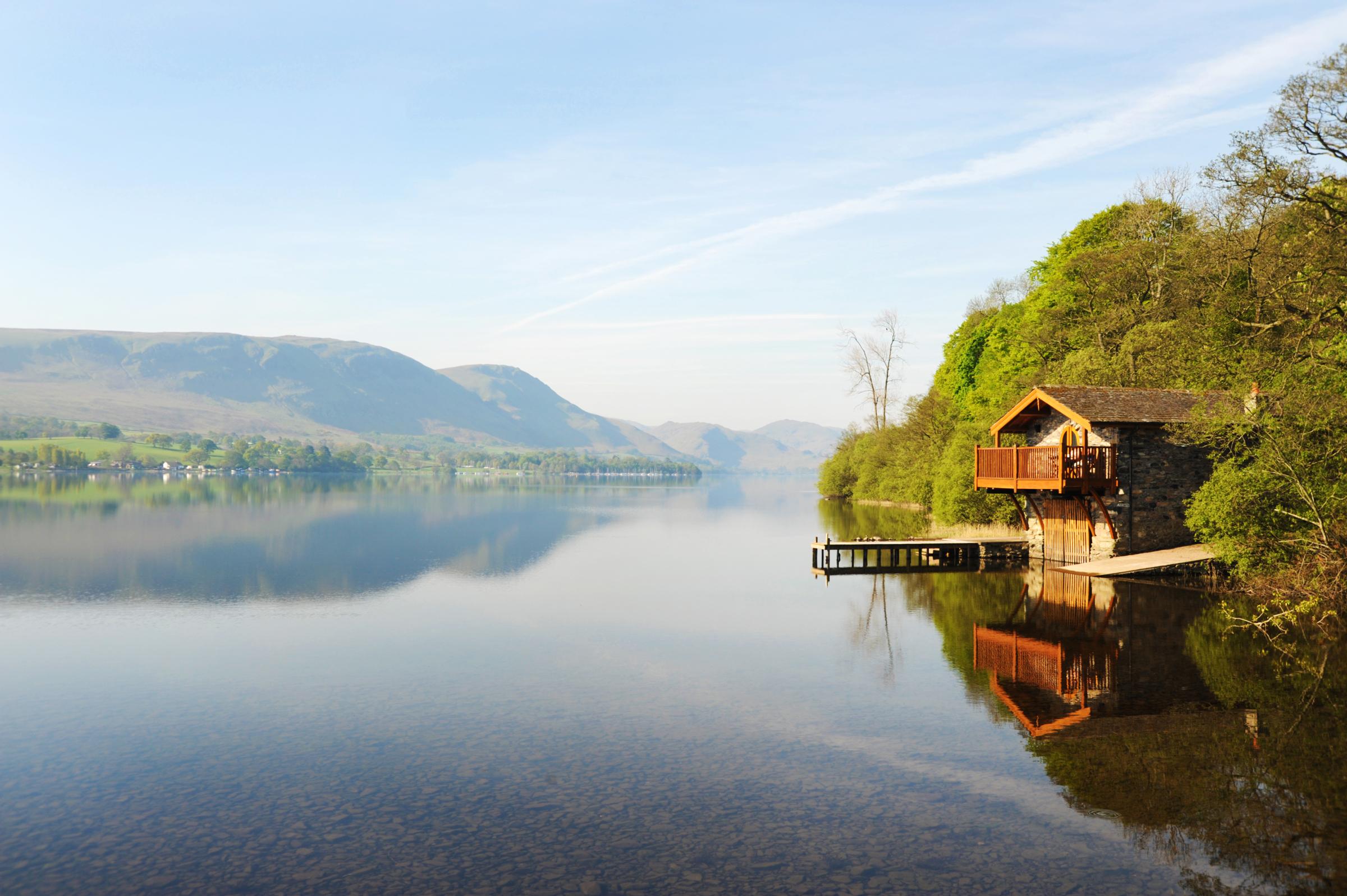 Swiss Cottage Boathouse