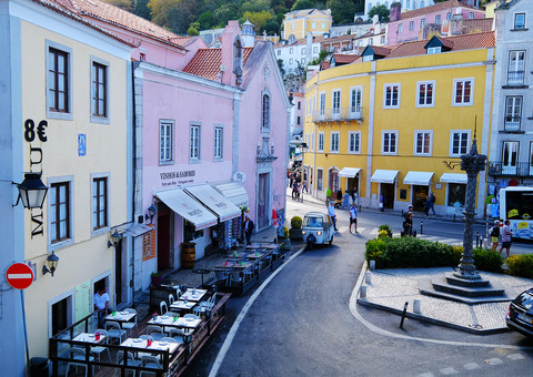 Sintra Town Square