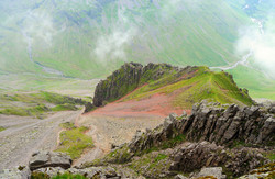 The Napes on Great Gable