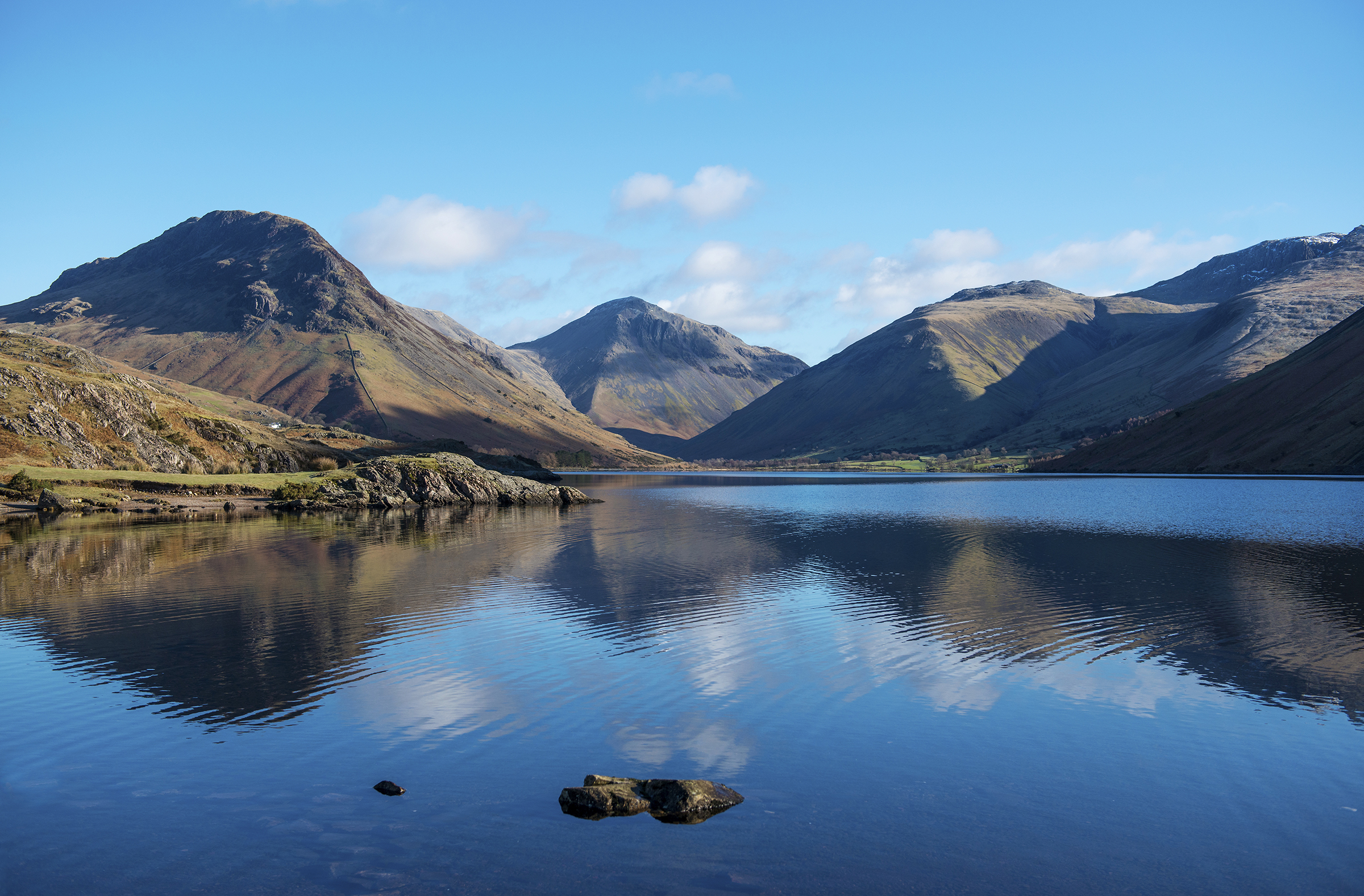 Wasdale and Wast Water