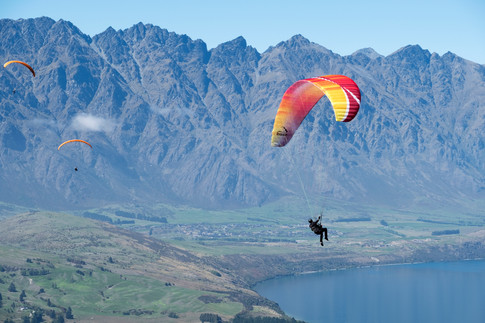 Queenstown Paragliders