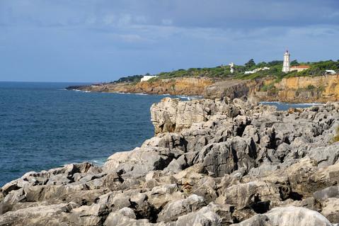 Boca do Inferno and Rocks