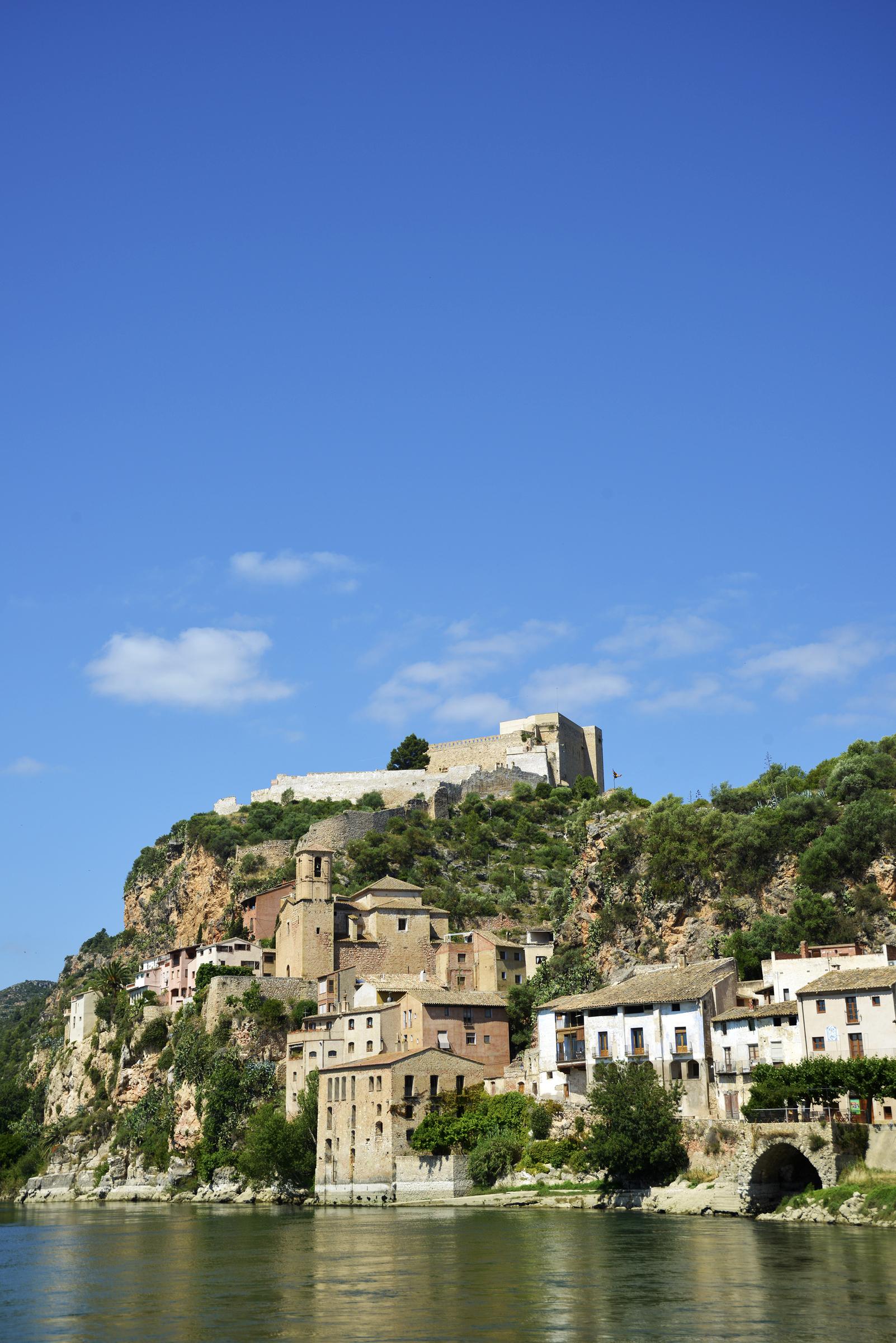 Miravet, Catalunia